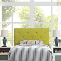 Modway Terisa Tufted Button Headboard, Multiple Sizes and Colors
