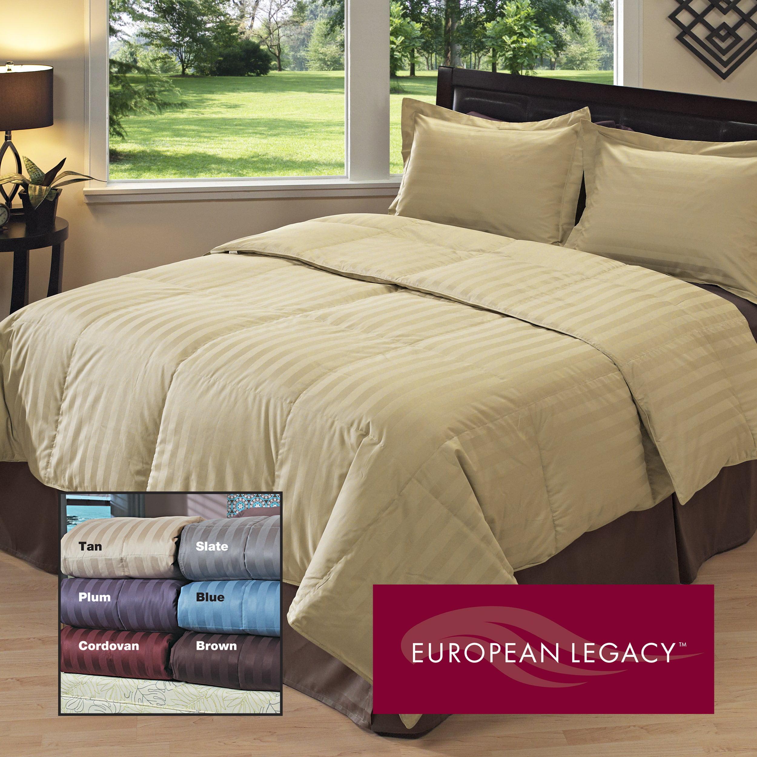 National Sleep Products European Legacy Luxury Down Like