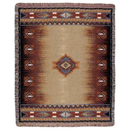 Southwest Tapestry Throw Blanket From Simply Home Acrylic Tapestry Throw Blanket