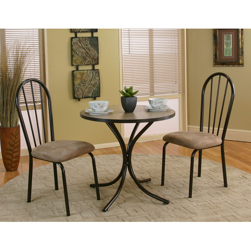 Sunset Trading Bellevue 3 Piece Pub Table Set