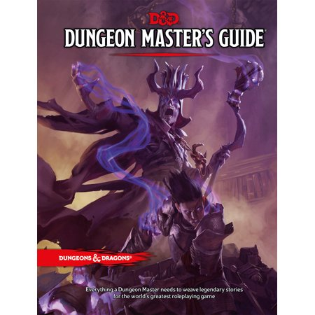 Dungeons & Dragons: Dungeon Master's Guide (Hardcover) for $<!---->