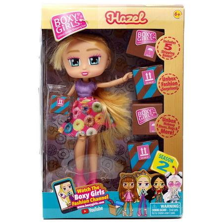 Boxy Girls Doll Hazel