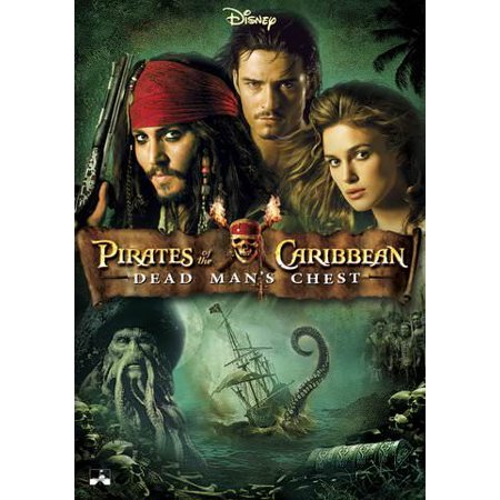 Pirates of the Caribbean: Dead Man's - Pirates Of The Caribbean Davy Jones Chest