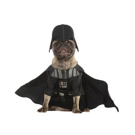 Darth Vader Pet Halloween Costume for $<!---->