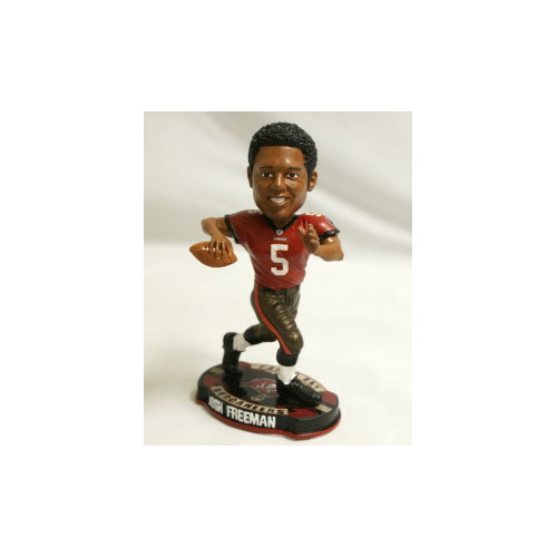 Tampa Bay Buccaneers Official NFL 8 inch  Josh Freeman Football Base Edition Bobble Head by Forever Collectibles