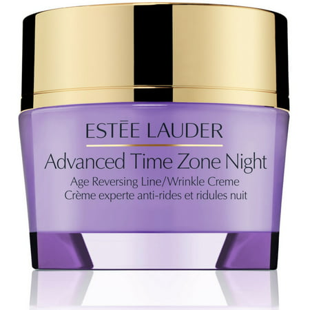 Estee Lauder Advanced Time Zone Night Age Reversing Line/Wrinkle Face Cream, 1.7