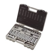 "CRESCENT 3/8"" Metric and SAE Socket Wrench Set CTK30SET"