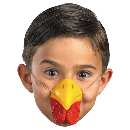 Morris Costumes Boys Chicken Nose Elastic Halloween Accessory, Style, FA223 for $<!---->