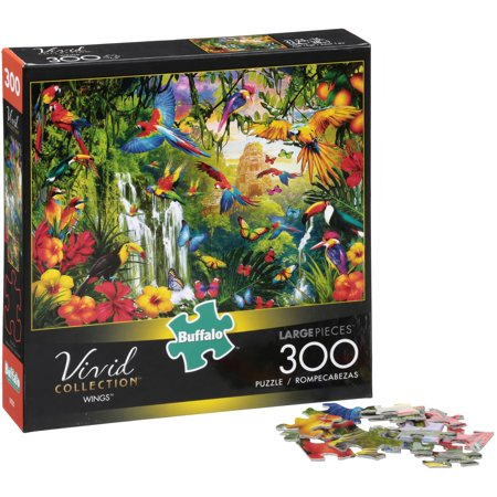Buffalo™ Vivid Collection™ Wings™ 300 Piece Puzzle