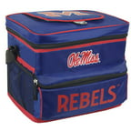 NCAA University Of Mississippi 18-Can Cooler with Removable Hardliner
