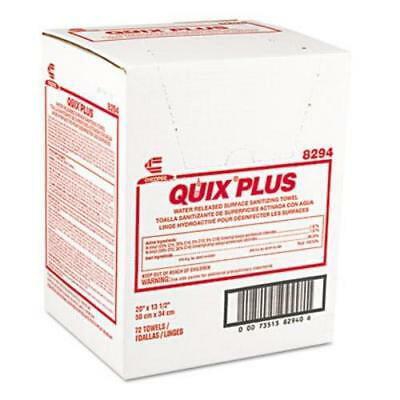 Quix Plus Food Service Towels - 72 towels per Carton