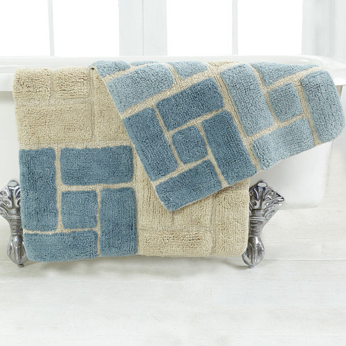 Chesapeake Berkeley Bath Rugs - Set of 2