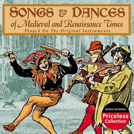 SONGS AND DANCES OF MEDIEVAL AND RENAISS - Halloween Dance Songs