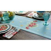 "The Pioneer Woman Vintage Floral Reversible Table Runner, 14"" x 72"""