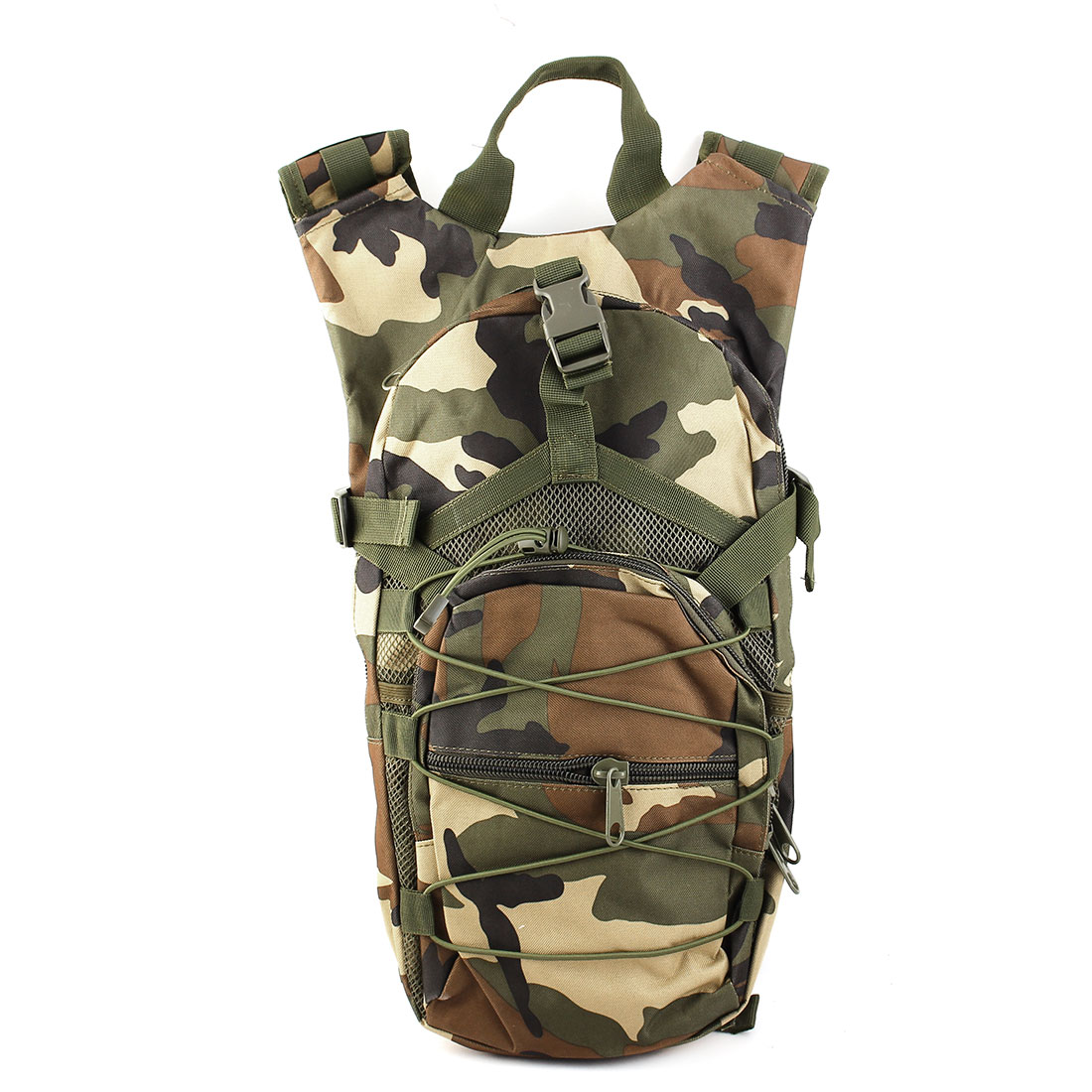 Outdoor Bicycle Traveling Hiking Camping Cycling Backpack Hydration Bladder Pack by Unique-Bargains