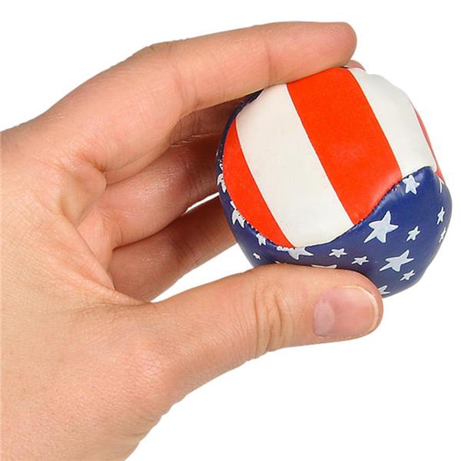 Patriotic Kick Ball