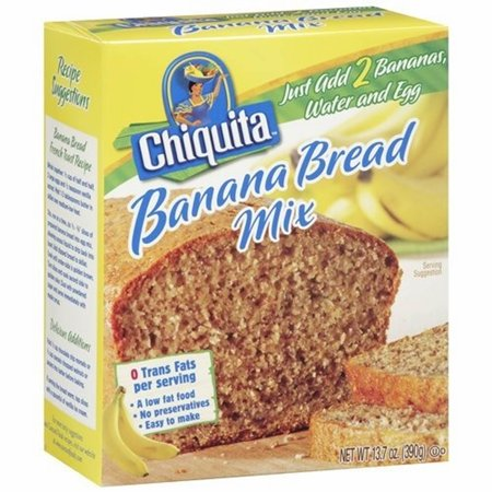 Fire Bread (Chiquita Banana Bread Mix, (12)