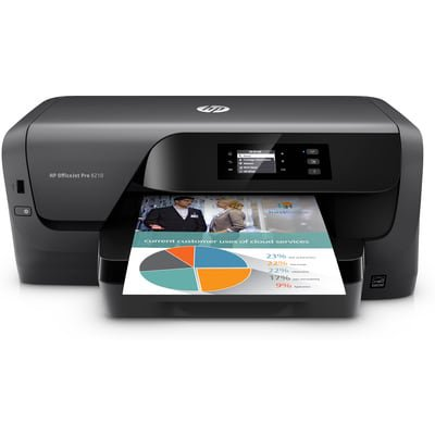 HP OfficeJet Pro 8210 Printer | Print only, wireless | (Hp Print Service Plugin Printer Not Available)