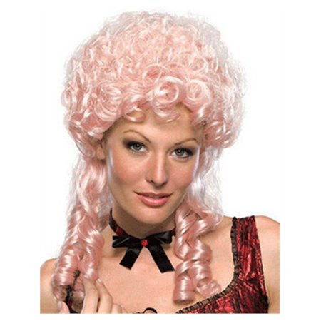 Adult Womens Strawberry Blonde Marie Antoinette Victorian Maiden Costume - Strawberry Shortcake Wigs