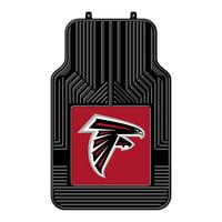 NFL Atlanta Falcons Floor Mats - Set of 2
