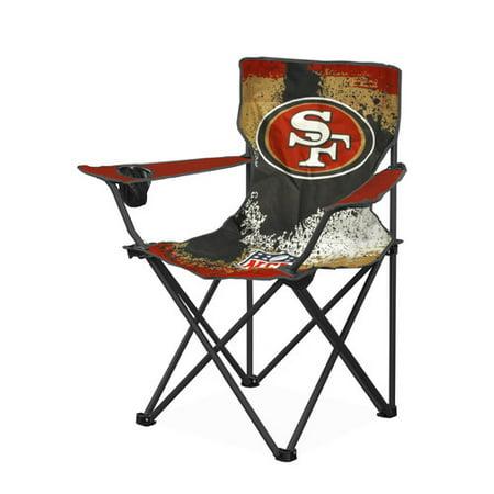 NFL San Francisco 49ers Tween Camp (San Francisco 49ers Video Chair)