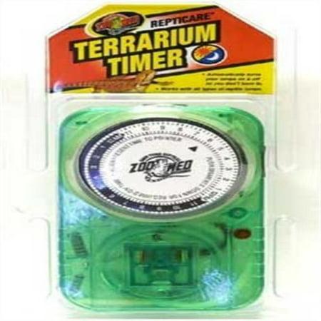 Zoo Med Laboratories SZMLT11 Repti Terrarium Timer ()