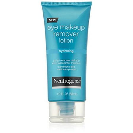 3 Pack - Neutrogena Eye Makeup Remover Lotion 3 oz Each