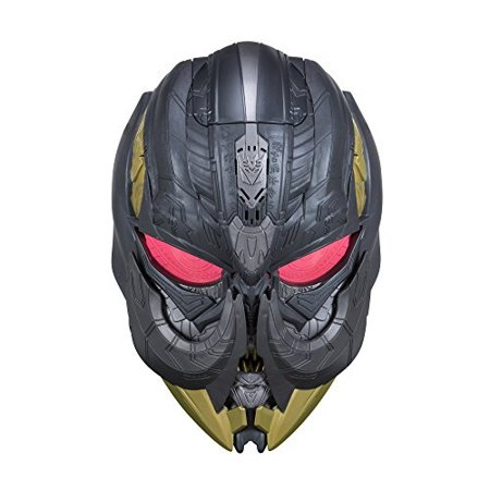 Transformers: The Last Knight Megatron Voice Changer Mask - Mask With Voice Changer