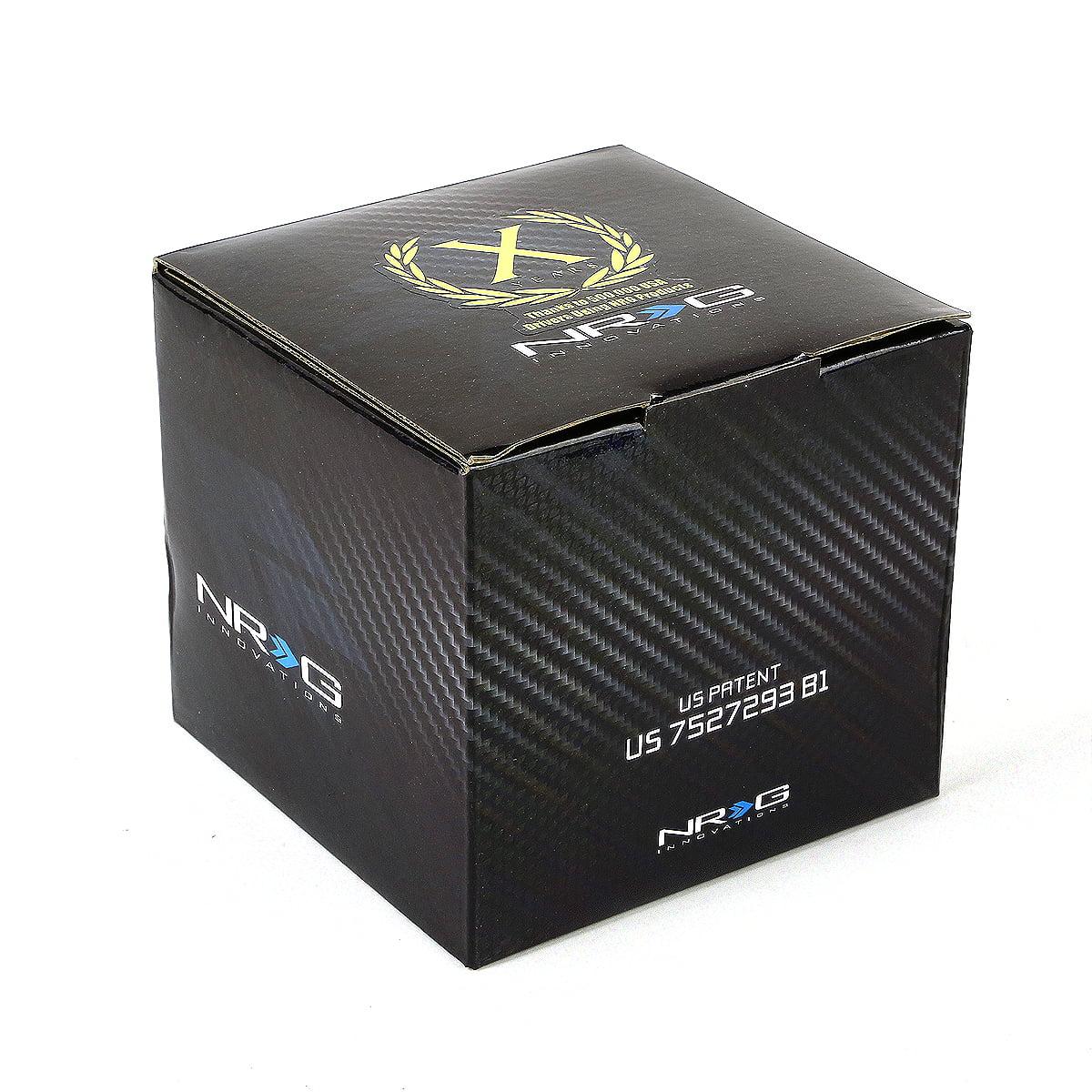 LED Keychain Flashlight NRG Innovations SRK-186H Steering Wheel Short Hub Adapter Kit