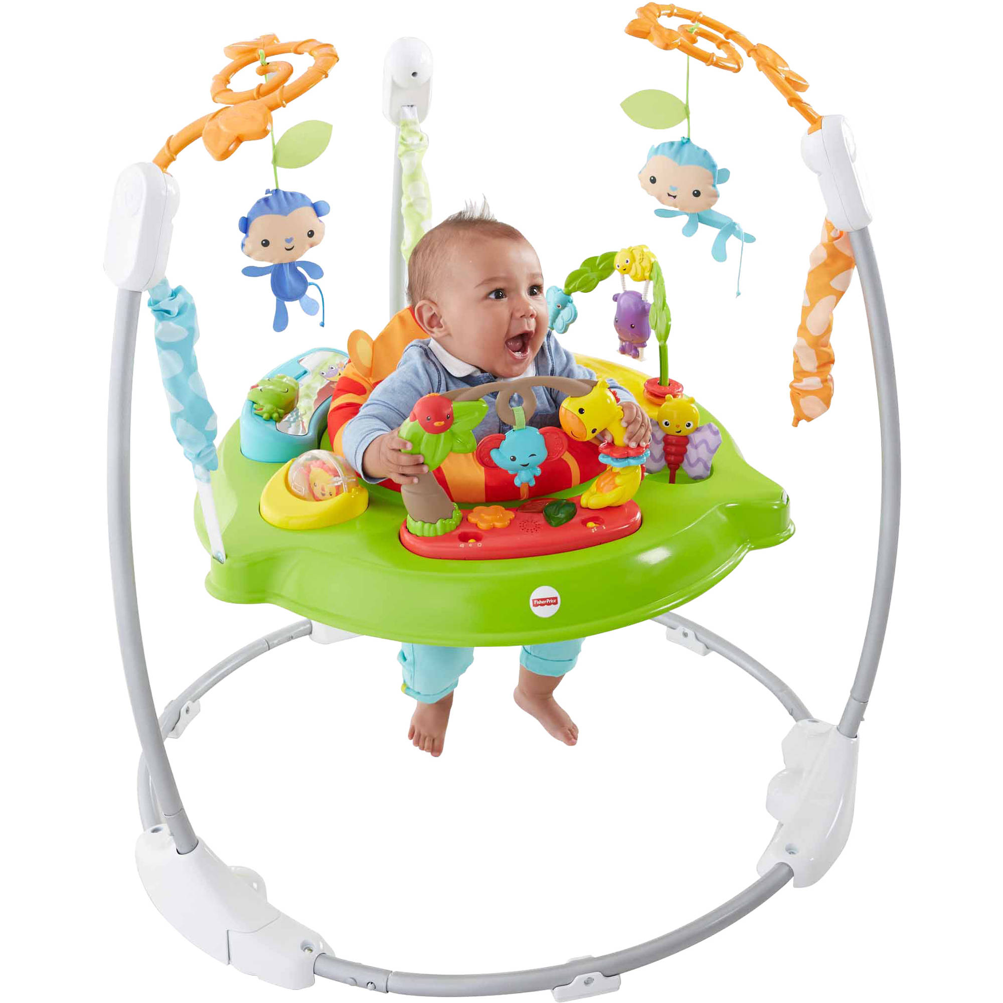 Fisher Price Roarin' Rainforest Jumperoo by Fisher-Price