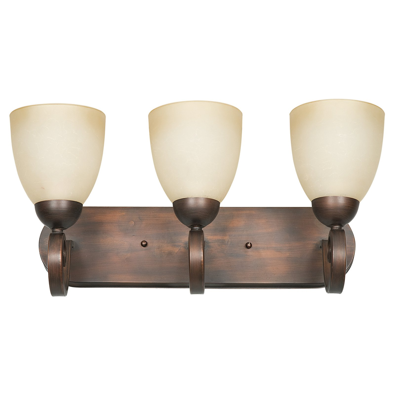 Sunset Lighting Provano 3 Light Bath Vanity Light