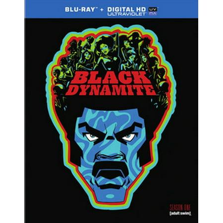 Black Dynamite: Season One (Blu-ray)](Black And White Halloween Movie)