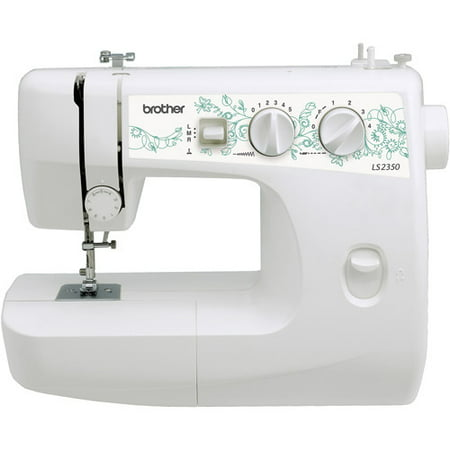 Brother LS40 40Stitch Functions Sewing Machine Walmart Fascinating How To Thread A Brother Ls2000 Sewing Machine