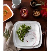 Corelle Square Splendor 16-Piece Dinnerware Set