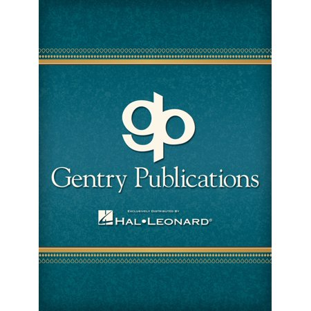 Gentry Publications Come, Thou Fount of Every Blessing (SATB a cappella) SATB a cappella Arranged by William (Come Thou Fount Of Every Blessing Sheet Music)