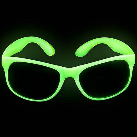 Glow In The Dark Sunglasses Bulk (GLOW IN THE DARK)