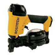Factory-Reconditioned Bostitch RN46-1-R 15 Degree 1-3/4 in. Coil Roofing Nailer (Refurbished)
