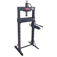 DAKE CORPORATION 972210 Hydraulic Press,10 t,Manual Pump, 60 In