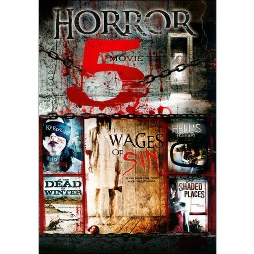 5-Movie Horror Pack, Vol. 1