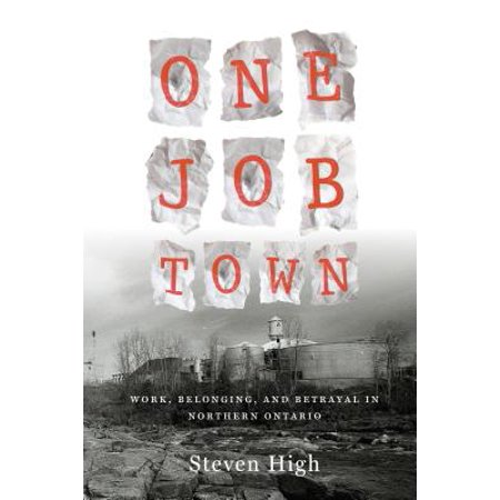 One Job Town : Work, Belonging, and Betrayal in Northern
