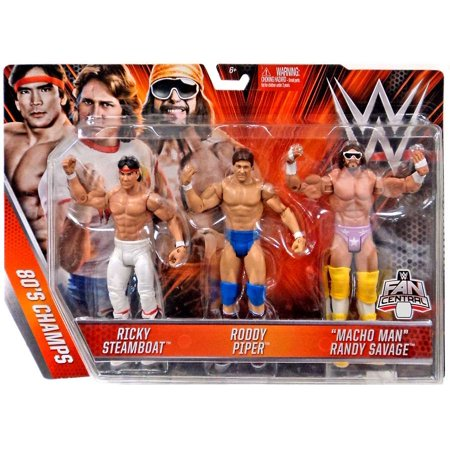 Wwe Roddy Piper (WWE Wrestling Fan Central Rick Steamboat, Roddy Piper &