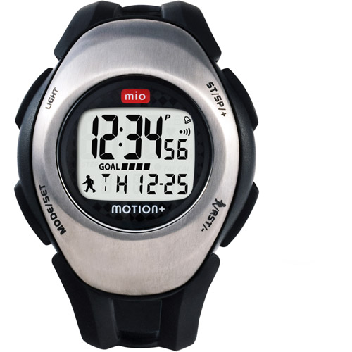 MIO Motion Plus Heart Rate Monitor Watch with Multi-Function Activity Monitor