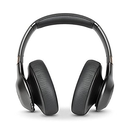 JBL Everest Elite 750NC Wireless Over-Ear Noise Cancelling Headphones Gunmetal by JBL