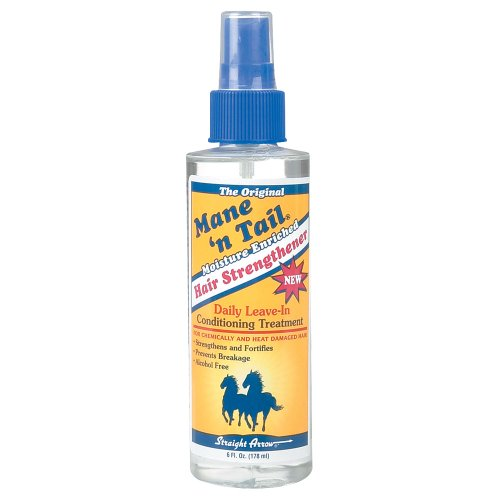 Mane N Tail Moisture Enriched Leave In Conditioning Treatment For
