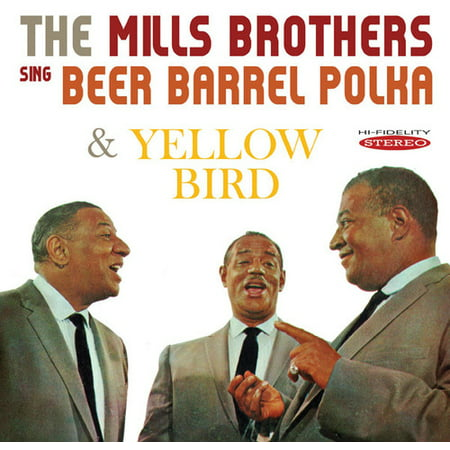 Sing Beer Barrel Polka & Yellow Bird Beer Barrel Polka Song