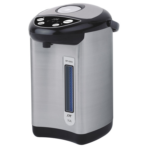 Sunpentown 3.2 Liter Hot Water Dispenser with Multi-Temp Function, Stainless Steel