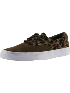 c83b315c88 Product Image Vans Era 59 + Italian Weave Teak Ankle-High Leather Fashion  Sneaker - 10M