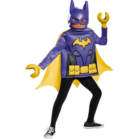 BATGIRL LEGO MOVIE CLASSIC](Lego Costumes For Sale)
