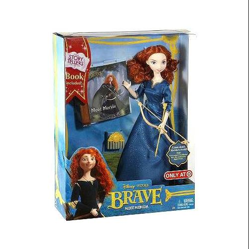 Disney   Pixar Brave Story Tellers Meet Merida Exclusive Doll by