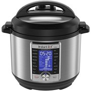 Instant Pot Ultra 6 Qt 10-in-1 Multi-Use Programmable Pressure Cooker, Slow Cooker, Rice Cooker, Yogurt Maker, Cake Maker, Egg Cooker, Saute, Steamer, Warmer, and Sterilizer
